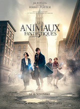 Affiche des Animaux Fantastiques (2016)