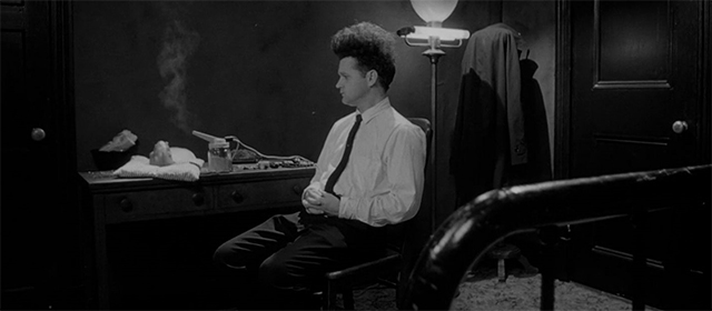 Jack Nance dans Eraserhead (1977)