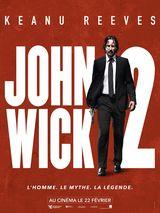Affiche de John Wick 2 (2017)