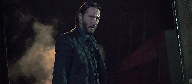 Keanu Reeves dans John Wick 2 (2017)