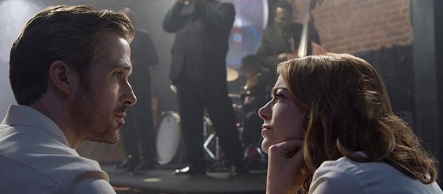 Ryan Gosling et Emma Stone dans La La Land (2017)