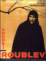 Affiche d'Andreï Roublev (1966)