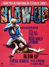 Affiche de Blow-Up (1966)