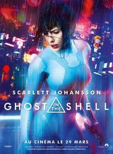 Affiche de Ghost in the Shell (2017)