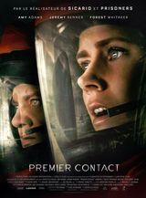 Affiche de Premier Contact (2016)