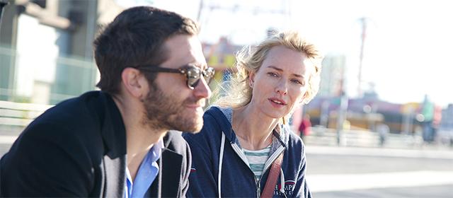 Jake Gyllenhaal et Naomi Watts dans Demolition (2016)
