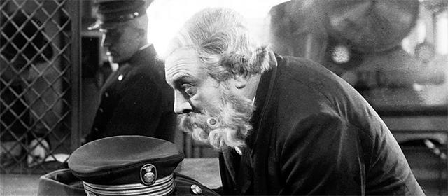 Emil Jannings dans Le Dernier des Hommes (1924)