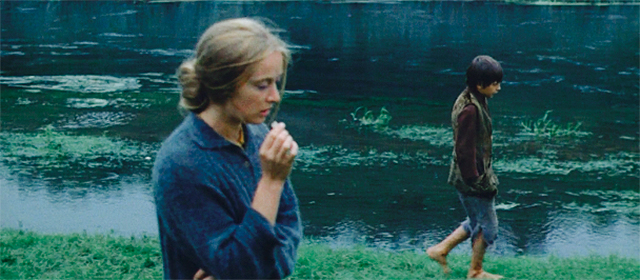 Margarita Terekhova dans Le Miroir (1975)
