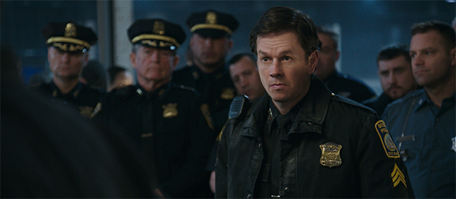 Mark Wahlberg dans Traque à Boston (2017)