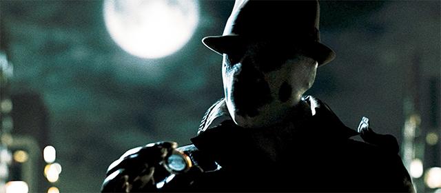 Jackie Earle Haley dans Watchmen : Les Gardiens (2009)