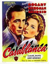 Affiche de Casablanca (1942)