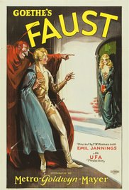 Affiche de Faust, une légende allemande (1926)