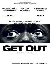 Affiche de Get Out (2017)