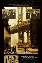 Affiche d'Il était une fois en Amérique (1984)