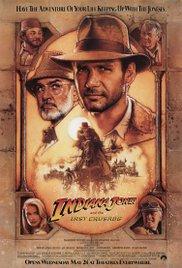 Affiche d'Indiana Jones et la dernière croisade (1989)