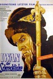 Affiche d'Ivan le Terrible II (1946)