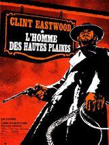 Affiche de L'Homme des Hautes Plaines (1973)