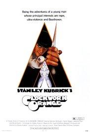 Affiche d'Orange Mécanique (1971)