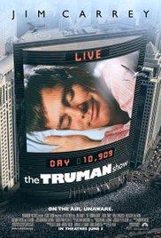 Affiche de The Truman Show (1998)