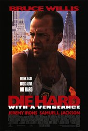 Affiche d'Une Journée en Enfer (1995)