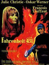 Affiche de Fahrenheit 451 (1966)