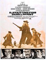 Affiche d'Il était une fois dans l'Ouest (1968)