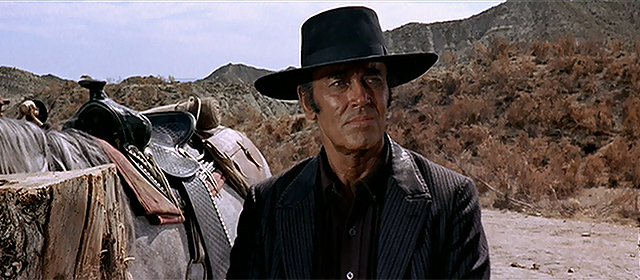 Henry Fonda dans Il était une fois dans l'Ouest (1968)