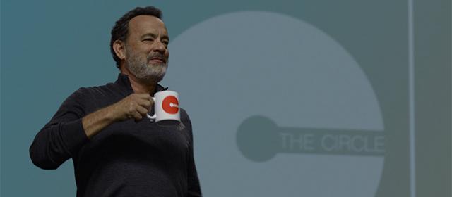Tom Hanks dans The Circle (2017)