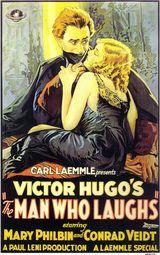 Affiche de L'Homme qui rit (1928)