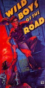 Affiche des Enfants de la Crise (1933)