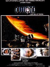 Affiche d'Outland loin de la Terre (1981)