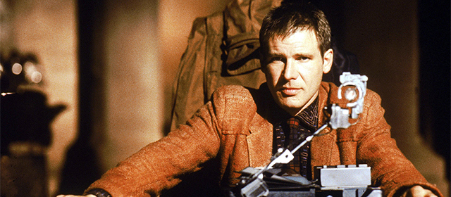 Harrison Ford dans Blade Runner (1982)