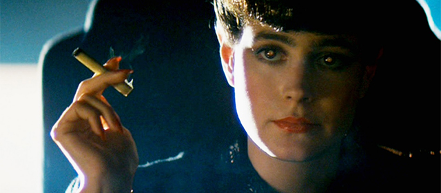 Sean Young dans Blade Runner (1982)