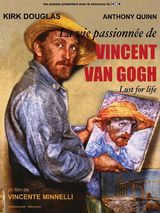 Affiche de La Vie Passionnée de Vincent Van Gogh (1956)