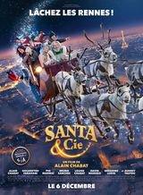 Affiche de Santa & Cie (2017)