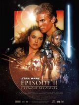 Affiche de Star Wars : Episode II L'Attaque des Clones (2002)