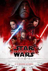 Affiche de Star Wars Episode VIII : Les Derniers Jedi (2017)