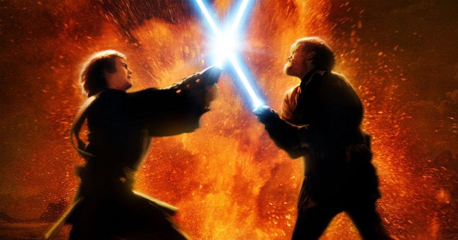 Star Wars Episode III La Revanche des Sith