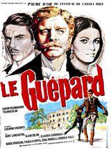 Affiche du Guépard (1963)