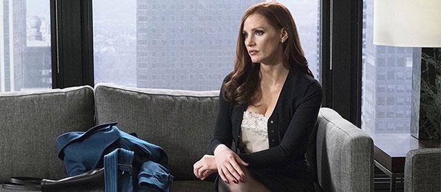 Jessica Chastain dans Le Grand Jeu (2018)