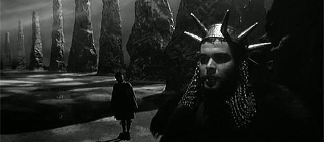 Orson Welles dans Macbeth (1948)