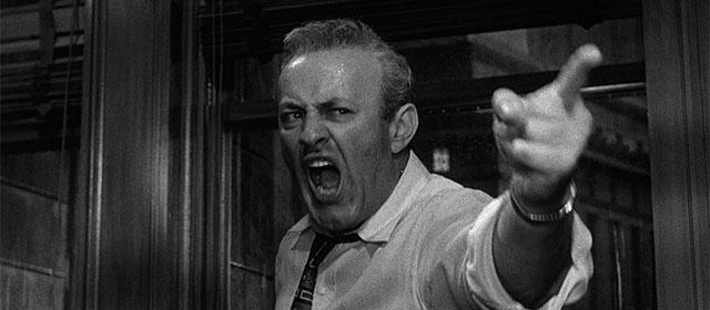 Lee J. Cobb dans 12 Hommes en Colère (1957)