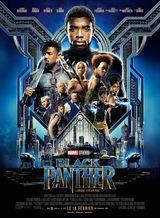 Affiche de Black Panther (2018)