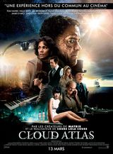 Affiche de Cloud Atlas (2012)