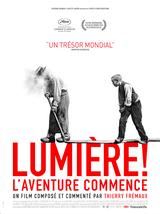 Affiche de Lumière ! L'aventure commence (2017)