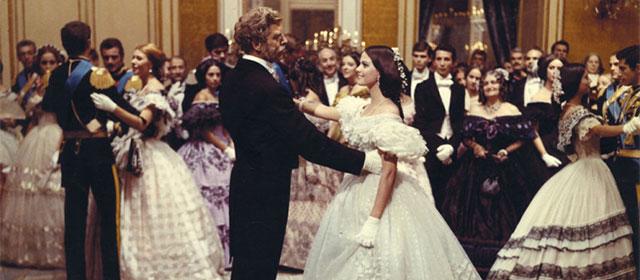Burt Lancaster et Claudia Cardinale dans Le Guépard (1963)