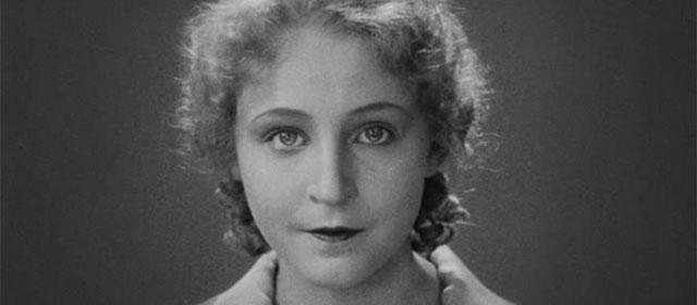 Brigitte Helm dans Metropolis (1927)