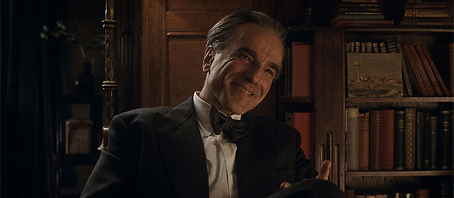 Daniel Day-Lewis dans Phantom Thread (2018)