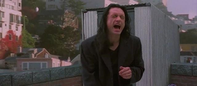 Tommy Wiseau dans The Room (2003)