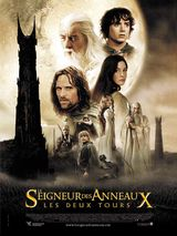 Affiche du Seigneur des Anneaux : Les Deux Tours (2002)